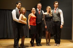 Tango Plus performers April 3, 2016, Edmonton